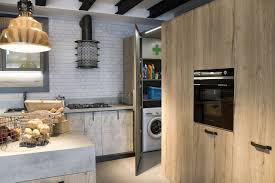 expression of the latest u201curban u201d trends loft kitchen decoholic