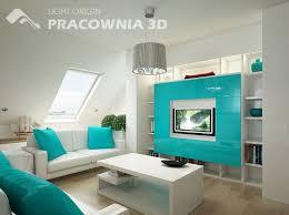 white and blue living room home design ideas