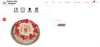 online cake and cupcake design for woocommerce by wpproducts