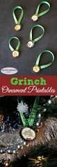 bottle cap grinch ornament printables busy moms helper