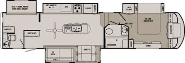 rv floor plans with bunk beds motorhomes with bunk beds 34 3