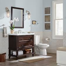 home decorator vanity home decorators collection teasian 36 in vanity in chocolate with