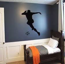 Boys Bedroom Decorating Ideas Ideas Soccer Bedroom Decor In Leading Boys Bedroom Ideas