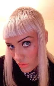 feather cut 60 s hairstyles 150 best skinhead images on pinterest chelsea cut skinhead girl