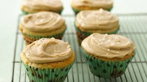 butterscotch cupcakes with salty caramel frosting recipe