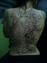 prof love in tattoos amazing art of back piece japanese tattoo