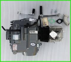 125cc 4 up manual clutch lifan engine motor dirt pit bike atomik