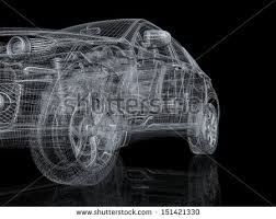 car wire model stock images royalty free images u0026 vectors