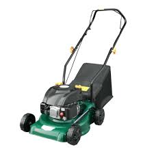 opp 99cc petrol lawnmower departments diy at b u0026q