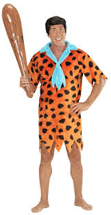 Flinstone Halloween Costume Fred Flintstone Costume 05804 Size Fancy Dress Costume Xl