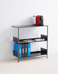 wall mounted metal shelving wall mounted powder coated steel shelving unit pool 82 by mox