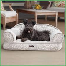 Hooded Dog Bed Furniture Snoozer Cozy Costco Dog Beds In Cream For Pet Furniture