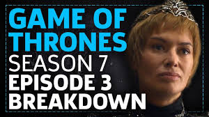Game Of Thrones Season 3 Meme - game of thrones season 7 episode 3 the queen s justice breakdown
