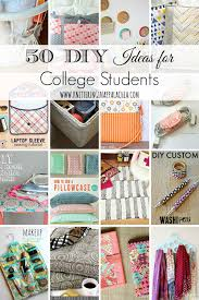 50 diy gift ideas for college students