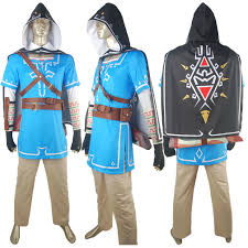 cape for halloween costume video game the legend of zelda breath of the wild link