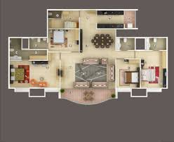 large apartment floor plans floor plan vascon engineers ltd forest county at kharadi pune
