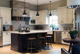 Craftsman Style Interior Industrial Craftsman Style Remodel Traditional Kitchen