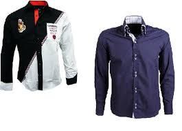 design hemd fanzhuan weißes hemd slim fit langarm freizeit hochzeitshemd