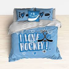 Soccer Comforter Bedroom Sports Comforter Set Hockey Bedding Boys Soccer Bedding