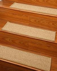 image of red oak stair treads picture returned style treads with