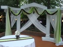 Outdoor Wedding Gazebo Decorating Ideas Home Design Charming Simple Hall Decoration Ideas Outdoor Winter