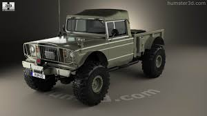 jeep kaiser 360 view of jeep kaiser m715 olive drab ogre 1967 3d model hum3d
