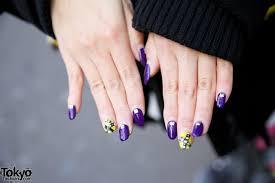 mio u0027s japanese nail art in harajuku u2013 tokyo fashion news