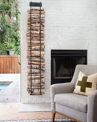 firewood holder pinteres