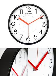 cool clock faces cool and unique wall clocks you can buy right now