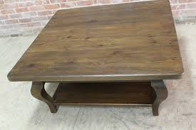 42 inch coffee table 42inch square farmhouse coffee table lake and mountain home