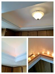 Kitchen Ceiling Light Fixtures Fluorescent Diy Update Fluorescent Lighting