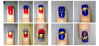 easy nail art characters 12 simple 3d nail art designs ideas trends stickers 3d nails