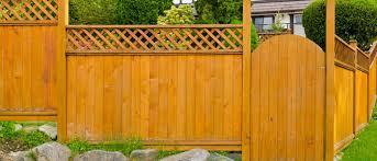 Fence Panels With Trellis Wood Fencing London Wood Fence Panels U0026 Posts Uk