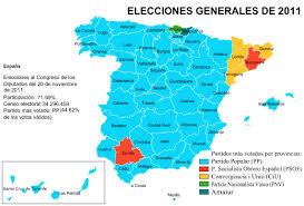 Eleições gerais na Espanha em 2011
