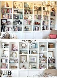 kitchen bookshelf ideas ideas for decorating bookshelves creative designs decorating shelves