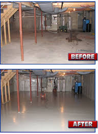 sealing concrete waterproofing systems dry basement