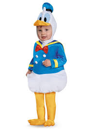 Infant Boy Costumes Halloween Donald Duck Baby Boy Classic Costume Prestige Animal Costumes