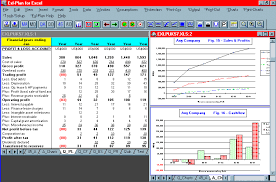 Free Excel Business Plan Template Financial Forecast Template