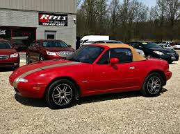 red mazda mx 5 miata in ohio for sale used cars on buysellsearch