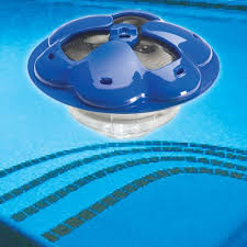 battery operated floating pool lights amazon com ultra light floating pool light the powerful