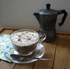 cuisine cappuccino cappuccino breakfast cake chai