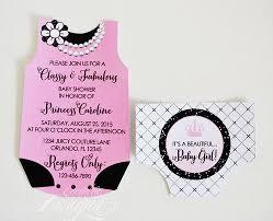 chanel baby shower coco chanel baby shower invitation eccentric designs custom