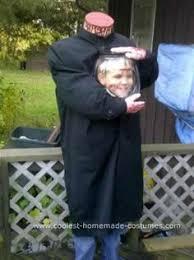 Halloween Illusion Costumes Head Mason Jar Optical Illusion Costume Illusions Costumes