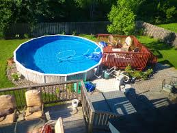 Backyard Patio Ideas Cheap by Furniture Amazing Above Ground Pool Landscaping Design Ideas
