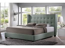 Modern Bed Frame Diy Queen Platform Stunning Upholstered Bed Queen Diy Upholstered