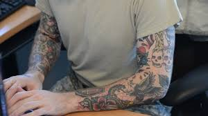army tightens personal appearance tattoo policy article the