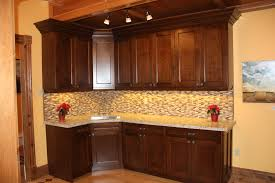 new showroom now open cherry kitchen cabinets display we will