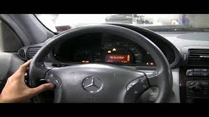 how much is service c for mercedes benzwerks c class 2001 2007 service reset