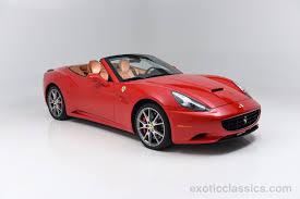 ferrari dealership 2013 ferrari california exotic and classic car dealership