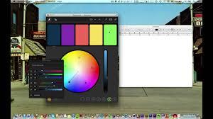 spectrum color scheme creator review youtube